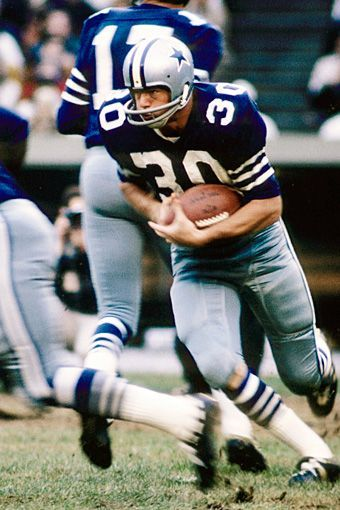 Dan Reeves Dallas Cowboys 1965-72.