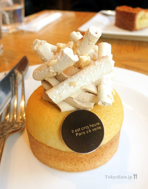 Wanna go to Japan agian.  Patisserie Paris S'eveille