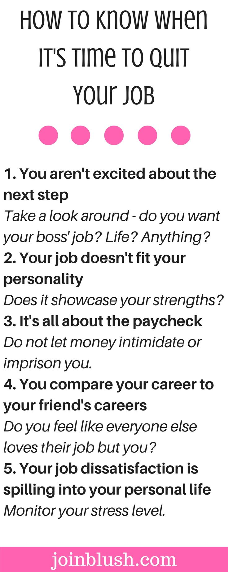 best ideas about quitting your job job interview how to know when it s time to quit your job