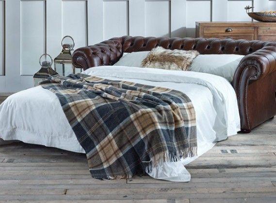Gladbury Chesterfield Sofa Bed