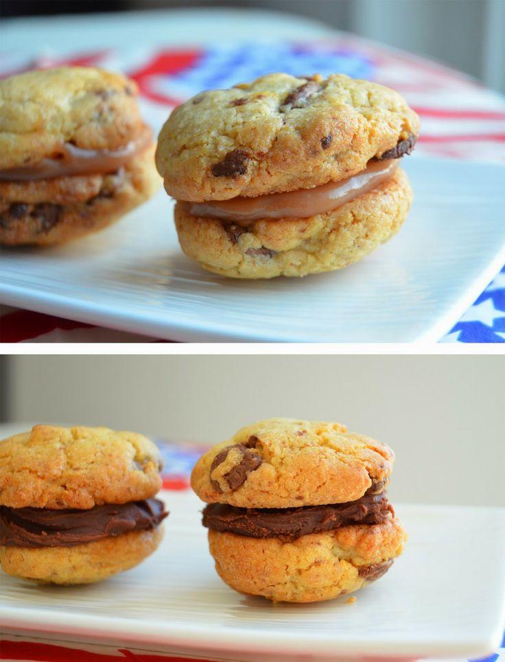 Les whookies {Battle Food #18}   13 desserts chacun