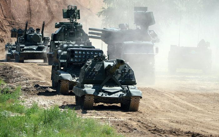 Belarus Asks Russia for 'Means of Destruction' to Defend From Poland