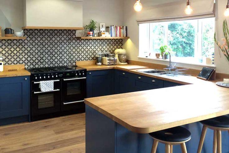 An Innova Malton Bespoke Painted Kitchen - http://www.diy-kitchens.com/kitchens/malton-bespoke/details/