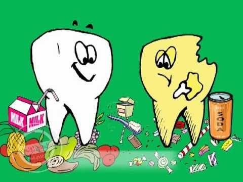Cute Short Sad/Happy Teeth