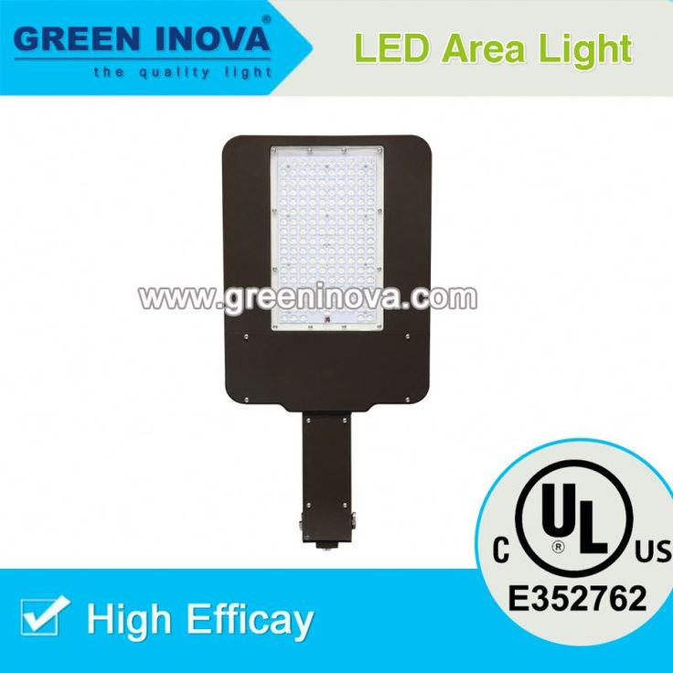 """100,000 Hours lifespan Type III LED light for parking lot"""