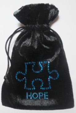 GRATITUDE Autism Hope Bag image