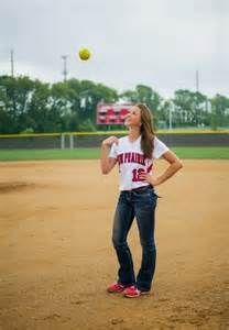 Image result for senior pictures softball ideas