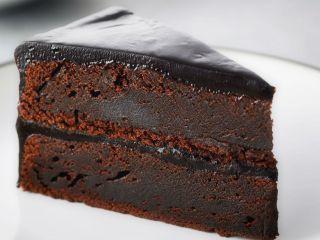 Torta de chocolate y remolacha. Anna Olson