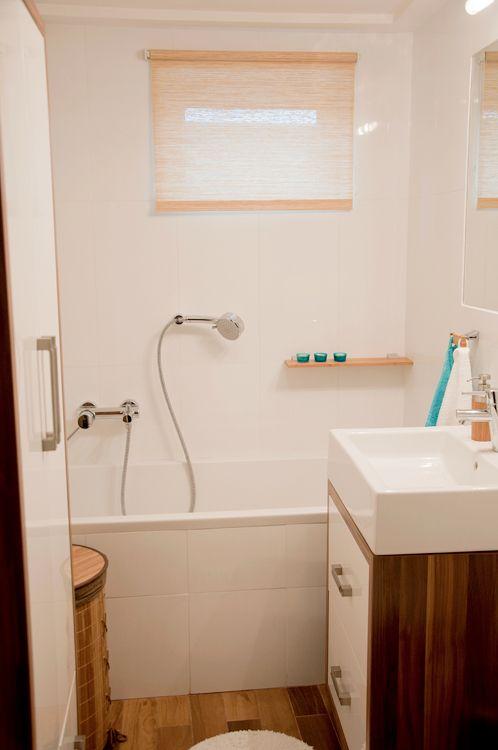 Wnętrza, Mała łazienka - Mała łazienka