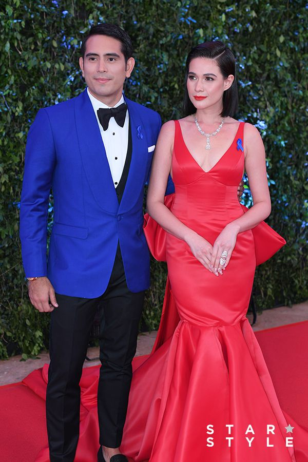 The 15 Most Stylish Pairs At The Abs Cbn Ball 2018 Star Style Ph Star Fashion Bea Alonzo Style