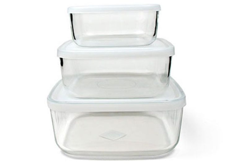 Cheap & Eco-Friendly: Frigoverre Glass Storage Containers
