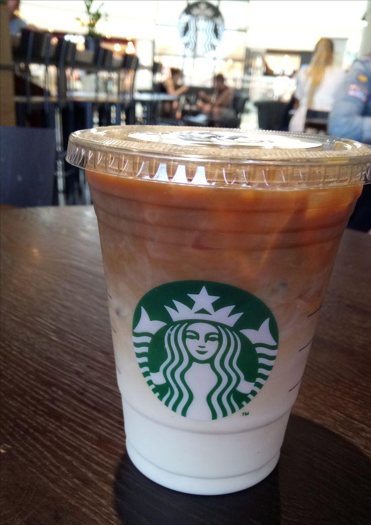 Starbucks Iced latte macchiato :) #coffee #coffeelove #iced #macchiato #positive #sunny #coffees #coffeemug #bestshot #earth #pure #freedom #czechrepublic #beautiful #bar #coffeelover #coffeeview #coffeehouse #espresso #cafe #kaffee #kaffeepause #kaffeeliebe #kaffeezeit #kaffeehaus #café