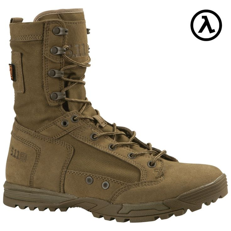 5.11 TACTICAL SKYWEIGHT RAPIDDRY BOOTS / COYOTE 12322 * ALL SIZES - R/W 4-15 #511Tactical #Tactical