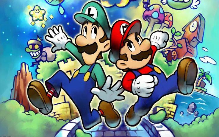 RUMOR - Mario & Luigi: Superstar Saga DX game icon data found on eShop server