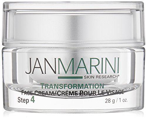 Jan Marini Skin Research Transformation Face Cream, 1 oz. TGF Beta 1. Thymosin Beta 4. Contains VEGF.