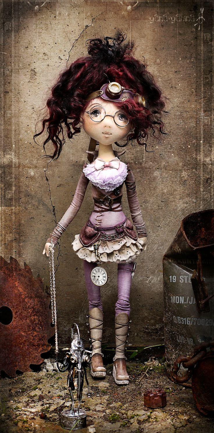 YanasToys: Princess of Steampunk / Gala
