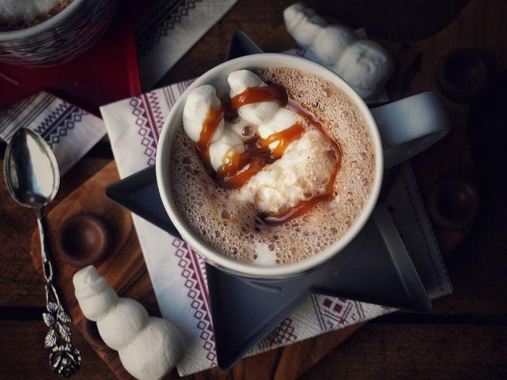 Lumumba und Marshmallow Kakao zum 1. Advent