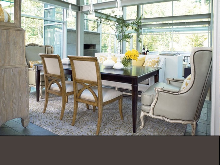 By Thomasville Find This Pin And More On Dining Rooms