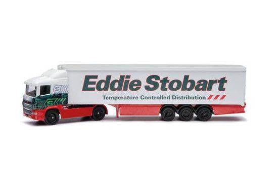 Eddie Stobart Fridge by Corgi
