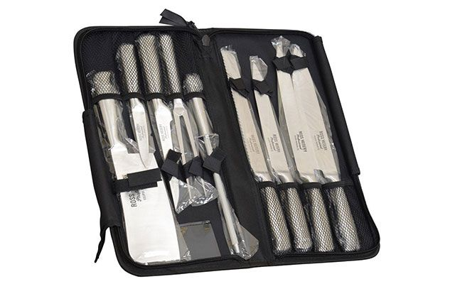 Ross Henery Professional 9 Piece Chefs Knife Set