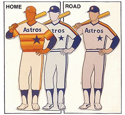 The old Astros' jerseys were the shit