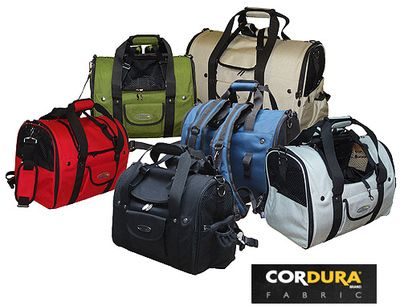 Strong, durable and sturdy pet backpack in natural and lively color for frequent travelers with their for all occasions hands-free.