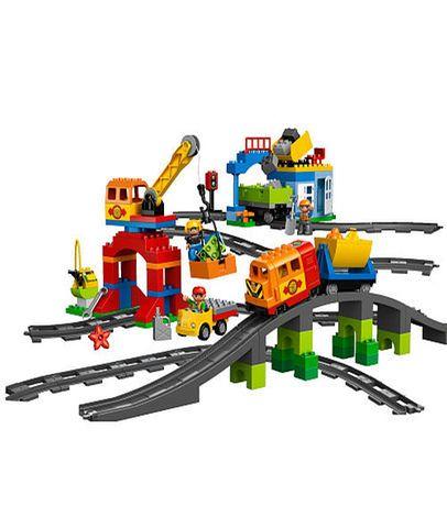 LEGO DUPLO Deluxe Train Set (10508)
