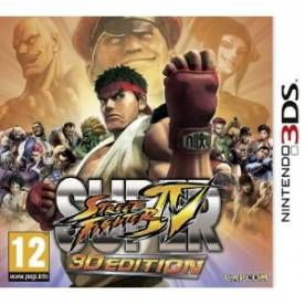 Super Street Fighter IV in 3D Game 3DS Please note 3DS console required to play - not compatible with original DS consoles The ultimate version of Street Fighter makes its seamless transition to the Nintendo 3DS with Super Street Fighter I http://www.MightGet.com/january-2017-13/super-street-fighter-iv-in-3d-game-3ds.asp