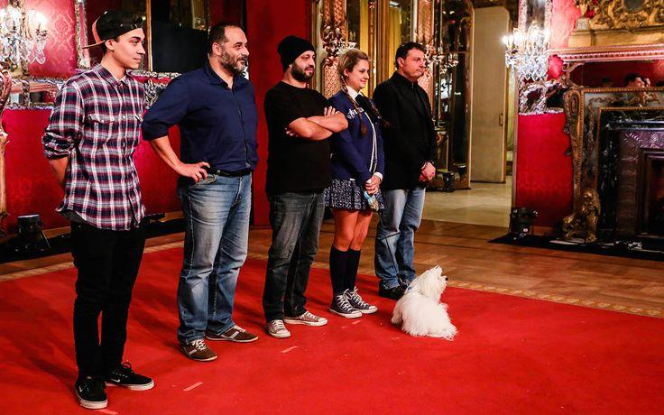 Amir, i Camillas, Magica Rosy e Claudio Lauretta si giocano il posto in Semifinale