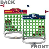 #Ultimate Tailgate #Fanatics Dallas Cowboys vs. Washington Redskins ... in Connect Four! $19.95