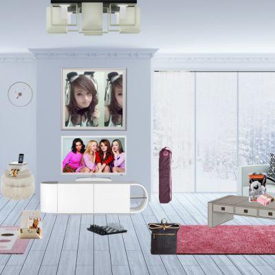 house of a girl es un diseño para chicas universitarias. - created at myWebRoom