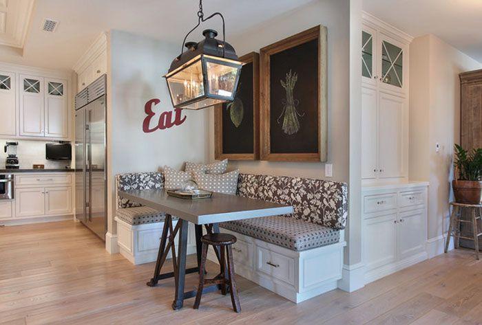 Kitchen Eating Area Bench Seating Ideas Kitchen Corner