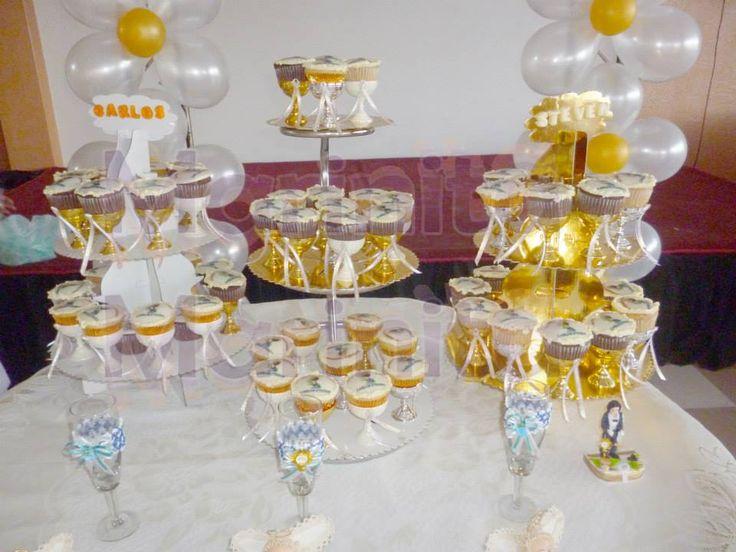 Cupcakes Primera Comunión en Caliz!