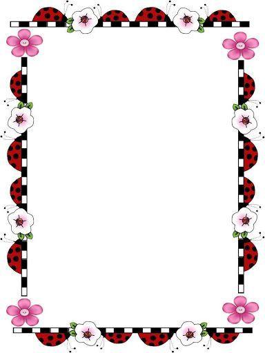 1000 ideas about marcos para word on pinterest hojas - Marcos para decorar ...