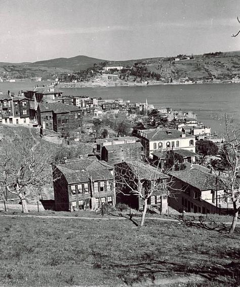 İstanbul, Boğaziçi (1930'lar).