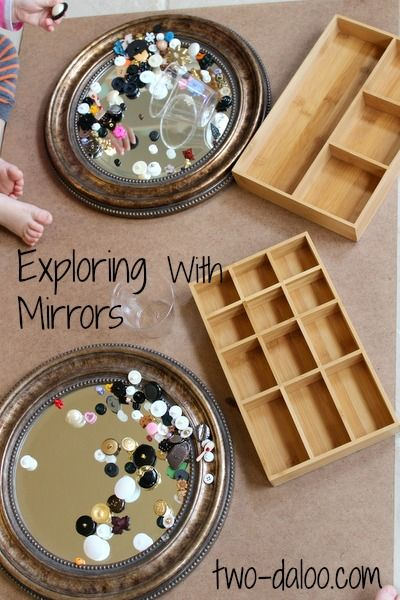 Exploring with Mirrors at Twodaloo (www.two-daloo.com)