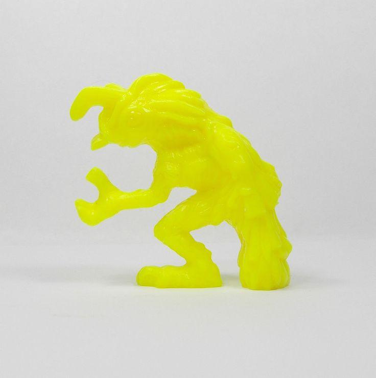 Monster In My Pocket - Series 4 - 114 Fachen A - Mini Figure
