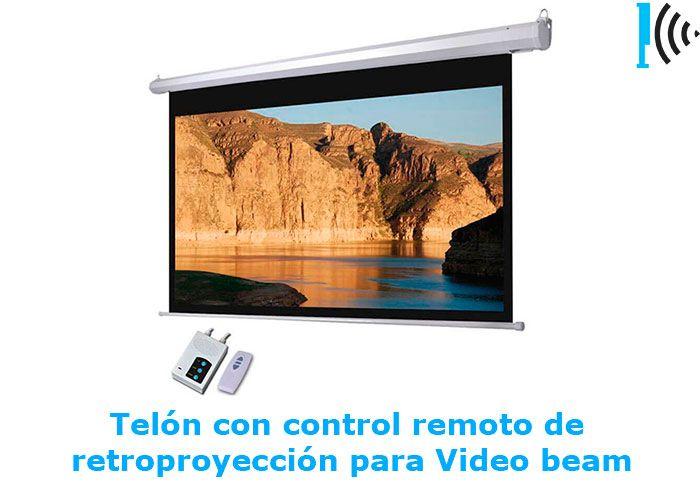 Mira Pantalla de retroproyeccion de vídeo beam en nuestro portafolio en linea:  http://telonescolombia.com/Catalogo-de-pantallas-de-proyeccion-para-video-beam-Telones-Colombia.html