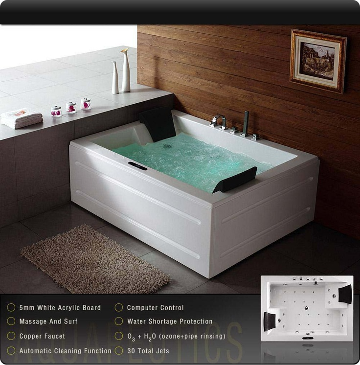 21 best Whirlpool tubs images on Pinterest | Hot tub bar ...