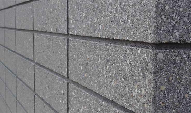 Love this concrete block