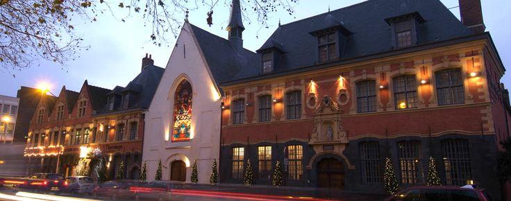 Hotel Hermitage gantois Lille