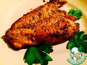 Копченая куриная грудка на сковороде за 30 минут