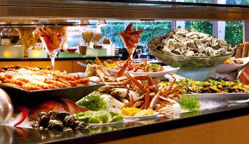 Seafood Buffet San Francisco