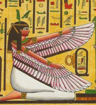 Before the Ten Commandments: The 42 Commandments of the Goddess Ma'at.