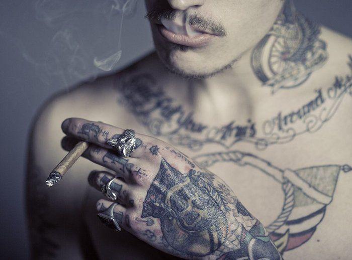 jack gallowtree's tattoos