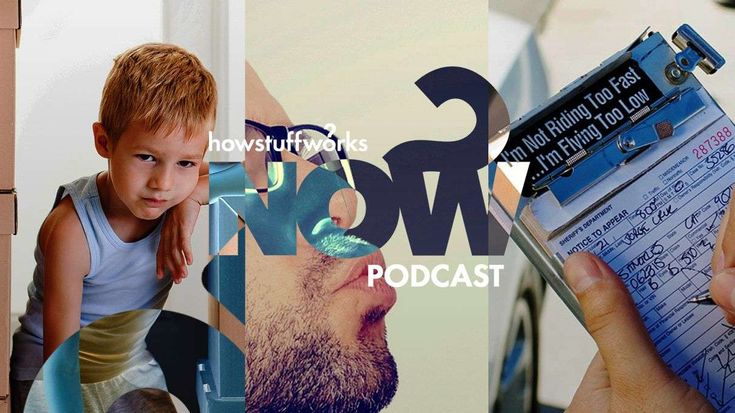 Plus, the HowStuffWorks Now podcast also brings you bad news about childhood moves and unusual news about a man and his beloved phone.