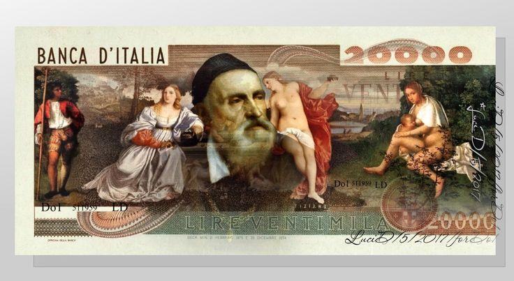 BankNot Tiziano