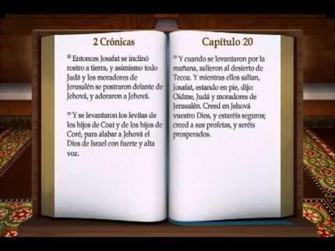 "LA BIBLIA "" 2 CRONICAS "" COMPLETO REINA VALERA ANTIGUO TESTAMENTO - YouTube"