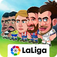 Head Soccer La Liga 2017 3.2.0 Hack MOD APK Games Sports