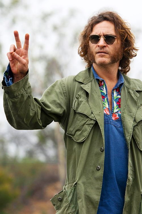 Inherent Vice (2014) by Paul Thomas Anderson with Joaquin Phoenix, Josh Brolin, Owen Wilson, Katherine Waterston, Reese Witherspoon...
